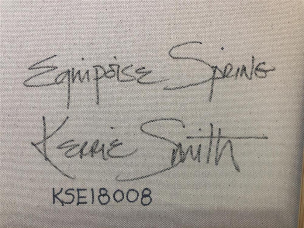 Kerrie Smith, (b. 1970, English),