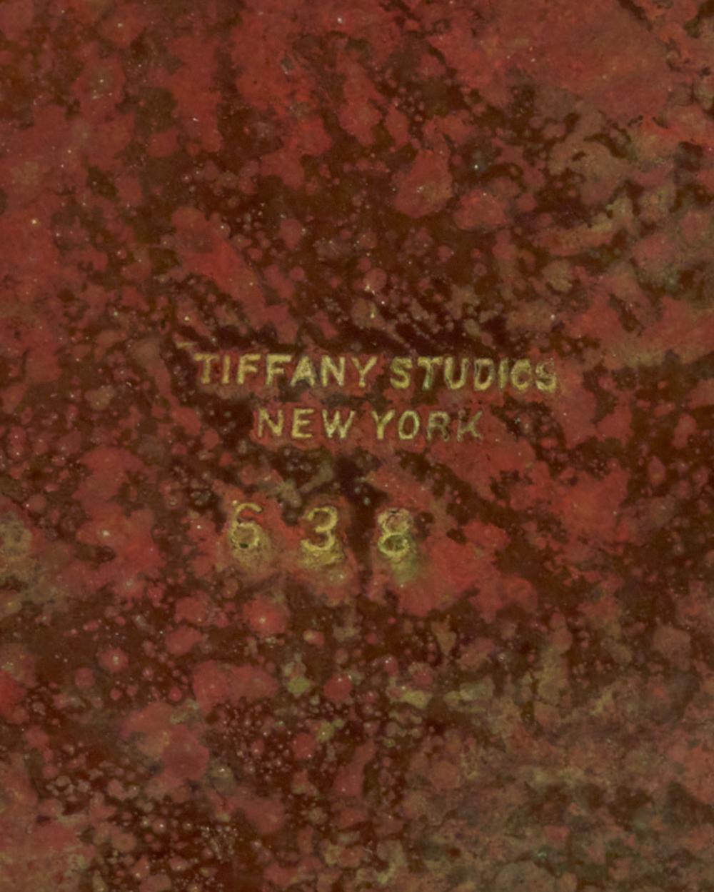 A Tiffany Studios