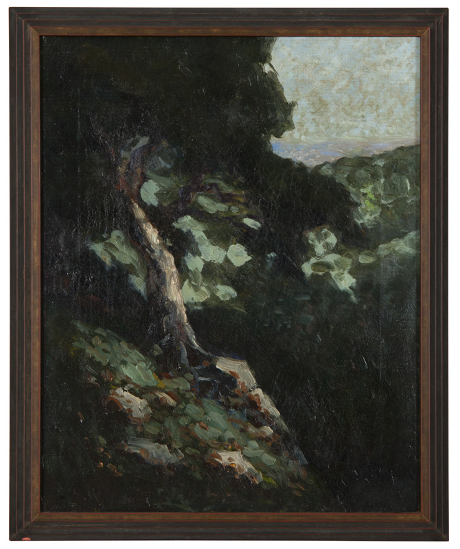 Attributed to William Keith (1838-1911 Berkeley, CA)