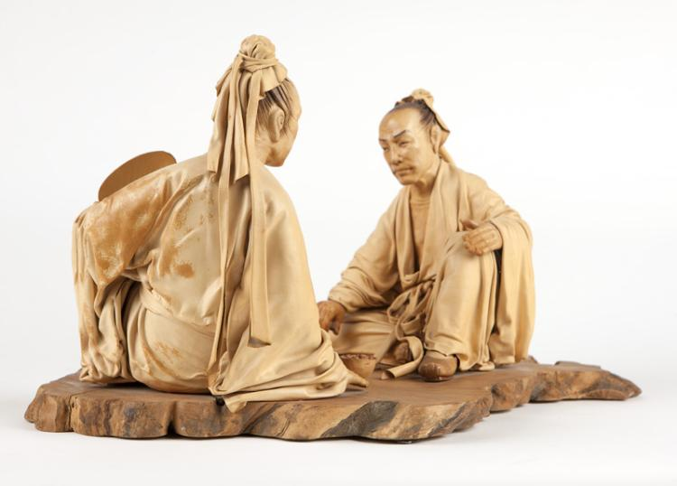 Liu Miao Chan (1946-* Taiwanese)