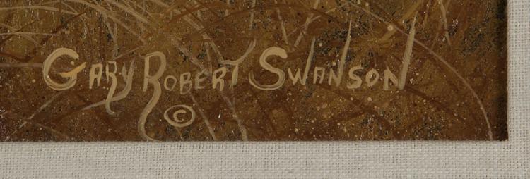 Gary Robert Swanson (1941-2010 Prescott, AZ)