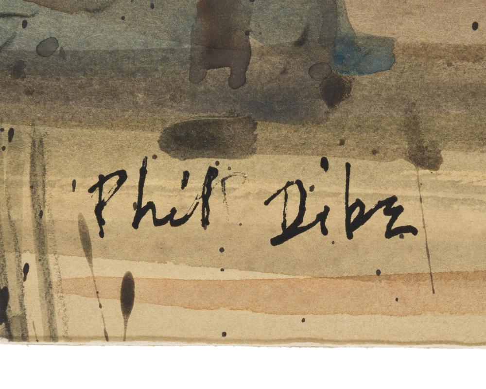 Phil Latimer Dike NA, (1906-1990 Claremont, CA),