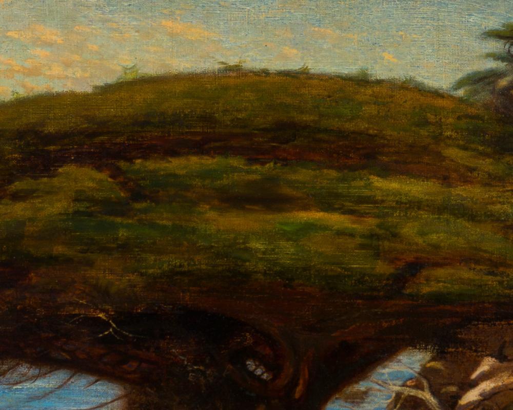 Richard Langtry Partington, (1868-1929 San Francisco, CA),