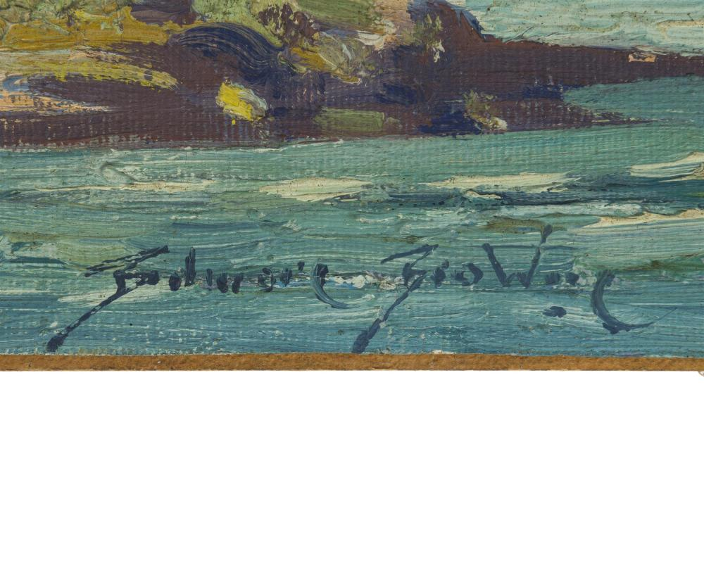 Belmore Browne, (1880-1954 Ross, CA),