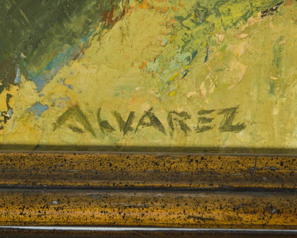 Mabel Alvarez, (1891-1985 Los Angeles, CA),