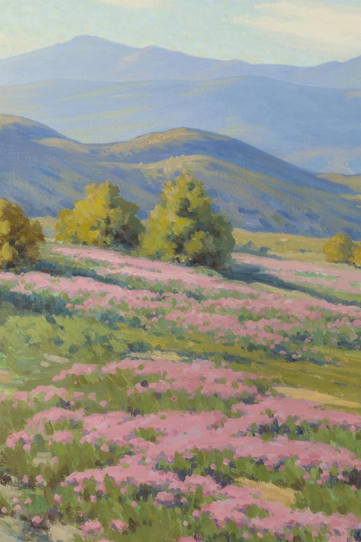 John Marshall Gamble, (1863-1957 Santa Barbara, CA),