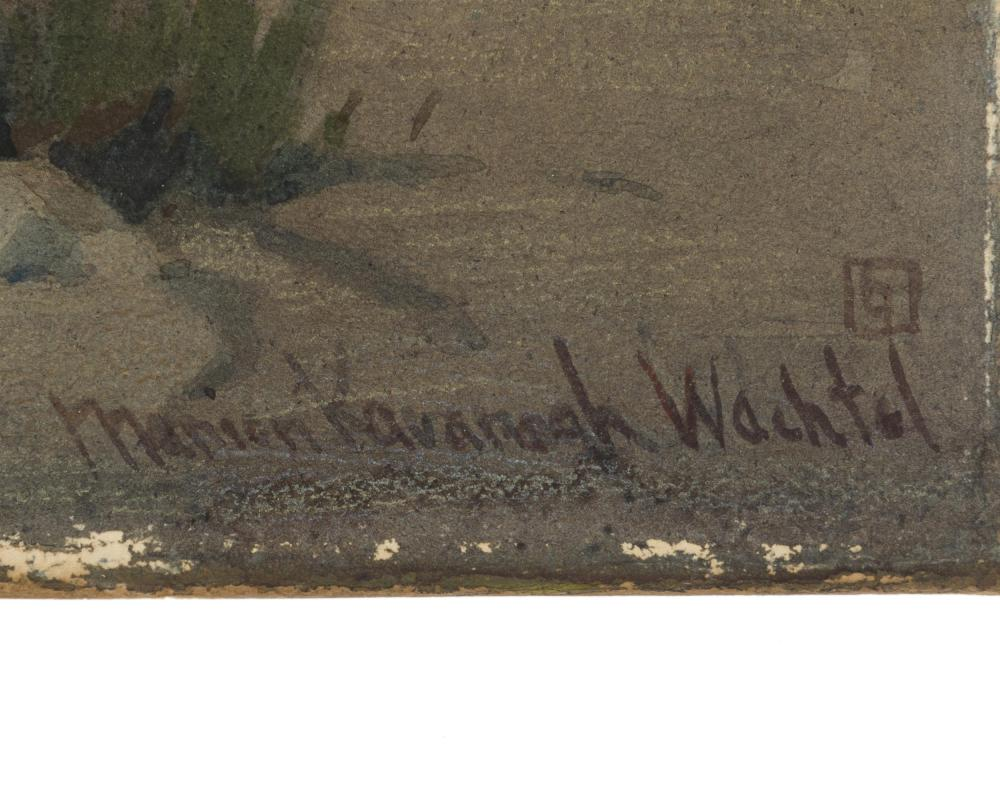 Marion Kavanagh Wachtel, (1870-1954 Pasadena, CA),