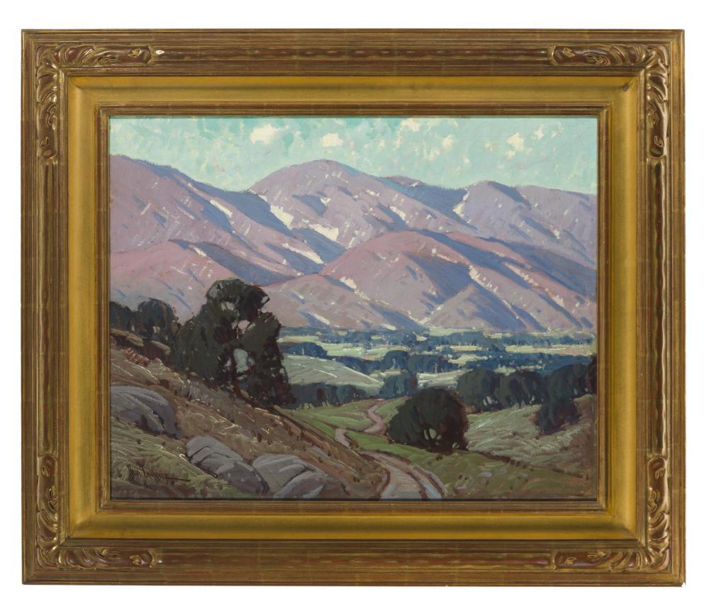 Paul Lauritz, (1889-1975 Glendale, CA),