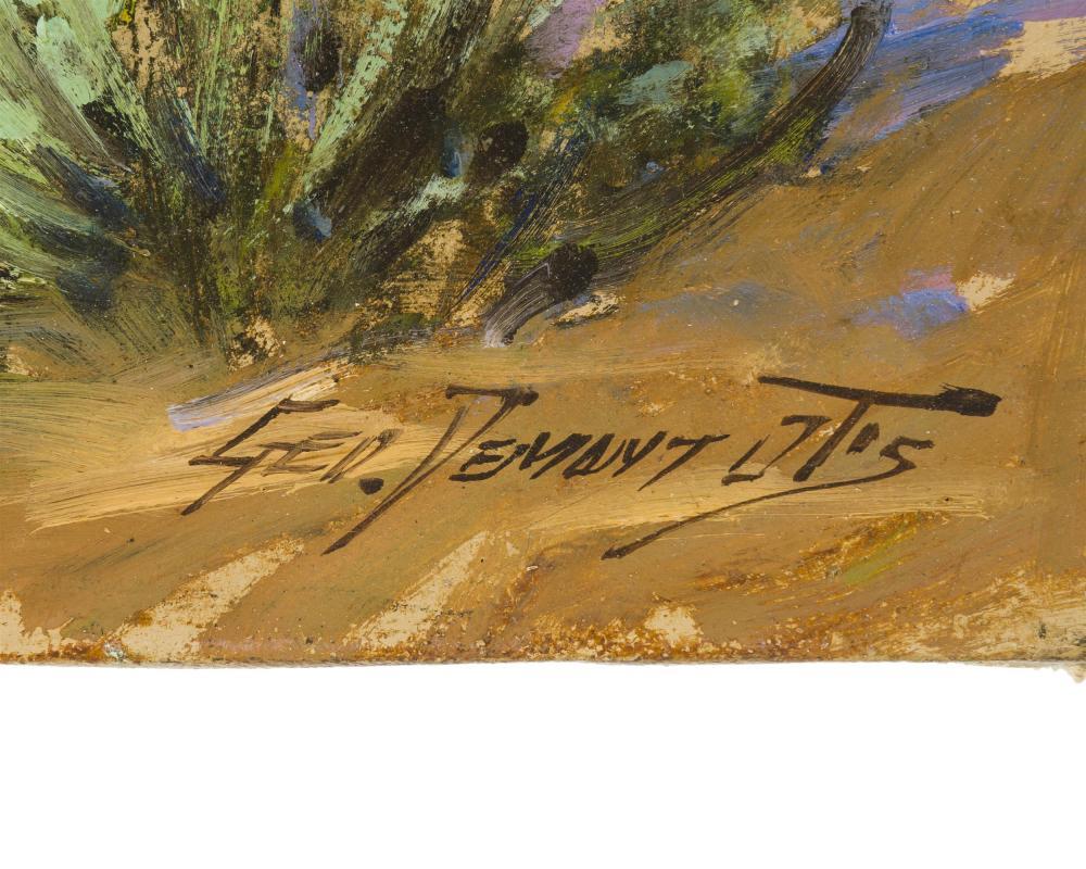 George Demont Otis, (1879-1962 Kentfield, CA),