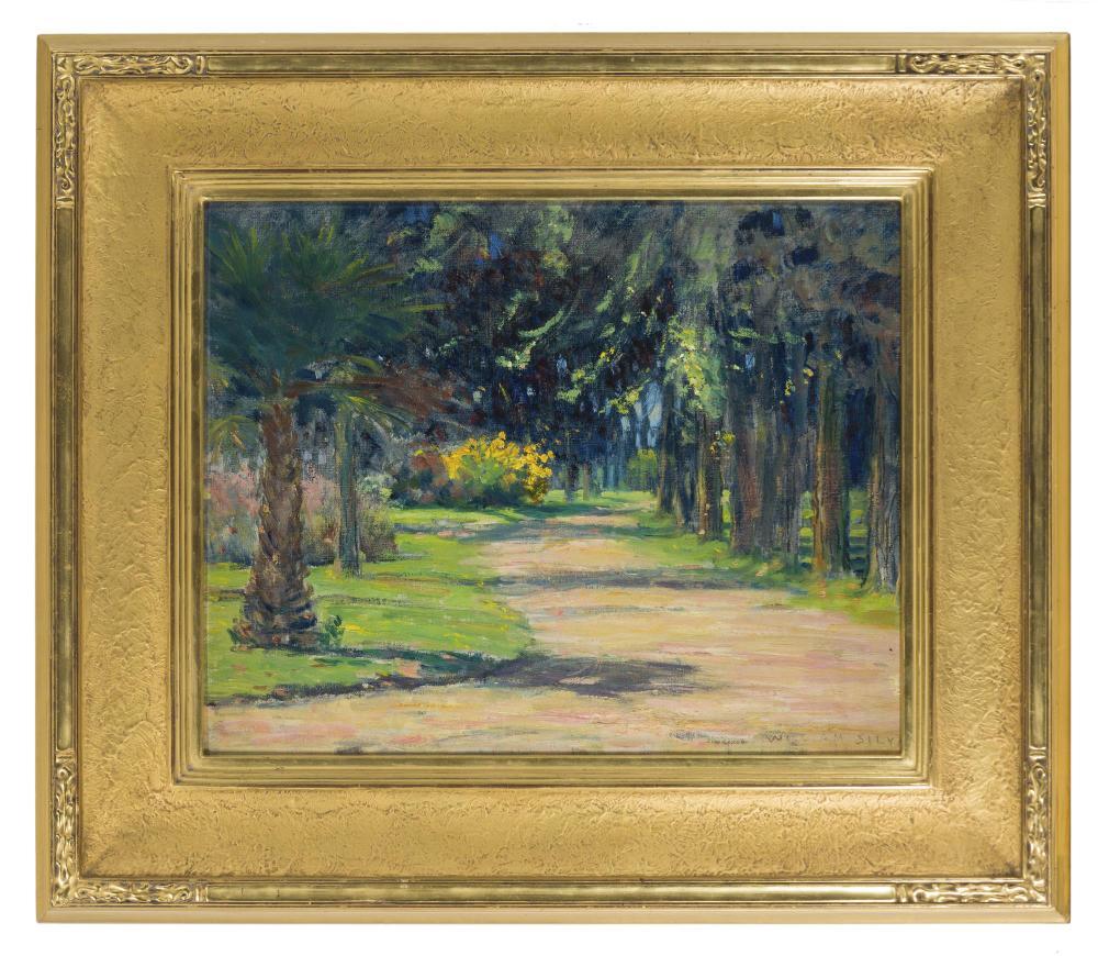 William Posey Silva, (1859-1948 Carmel, CA),