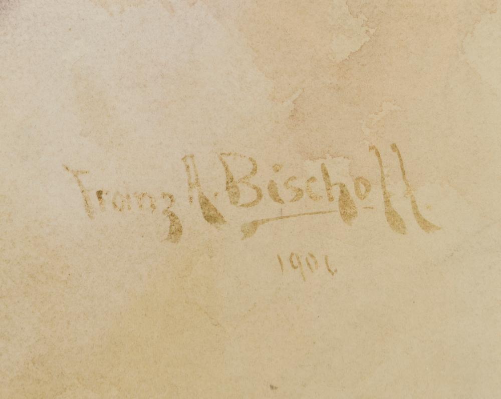 Franz A. Bischoff, (1864-1929 Pasadena, CA),