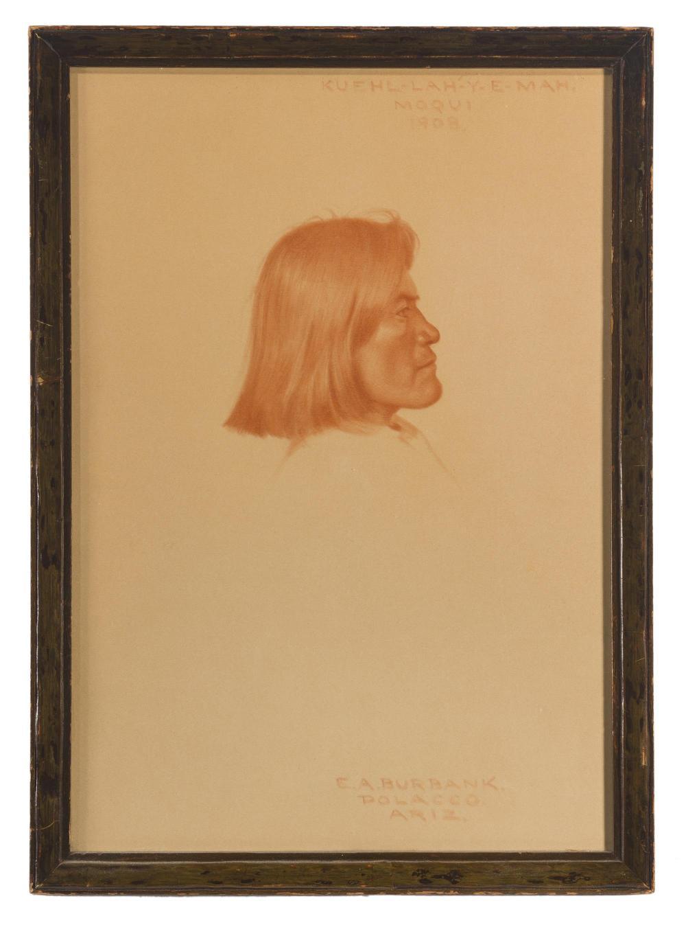 Elbridge Ayer Burbank, (1858-1949 San Francisco, CA),