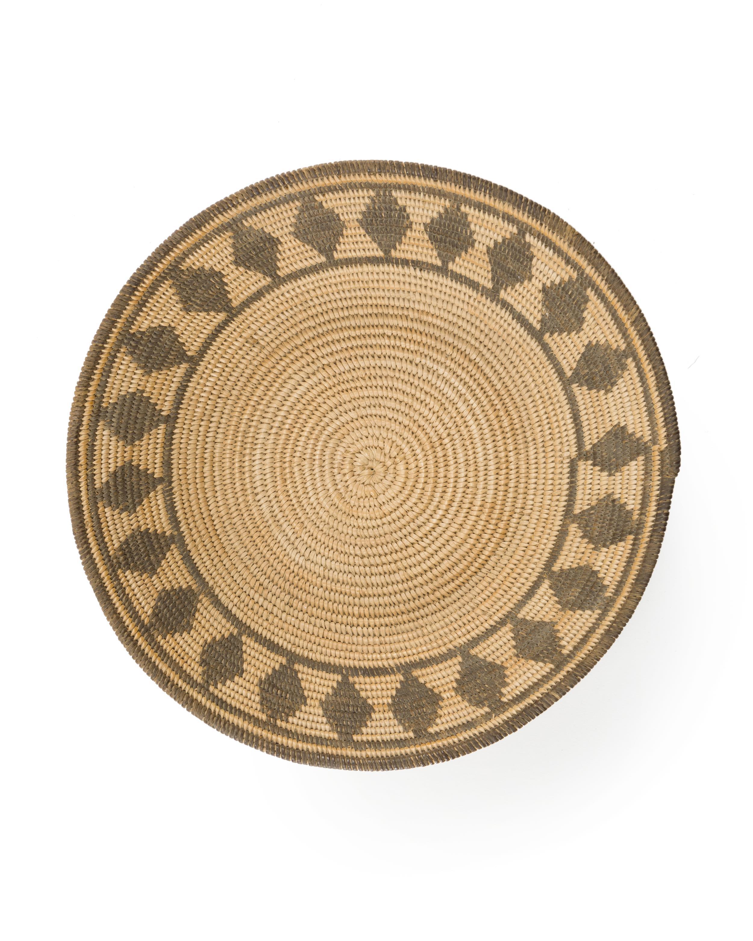 A Chemehuevi basket