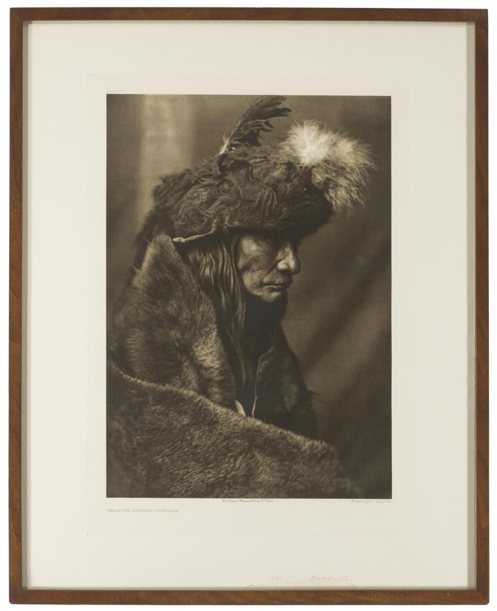 Edward S. Curtis, (1868-1952 Los Angeles, CA),