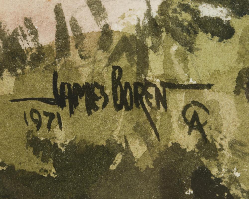 James Erwin Boren, (1921-1990 Clifton, TX),