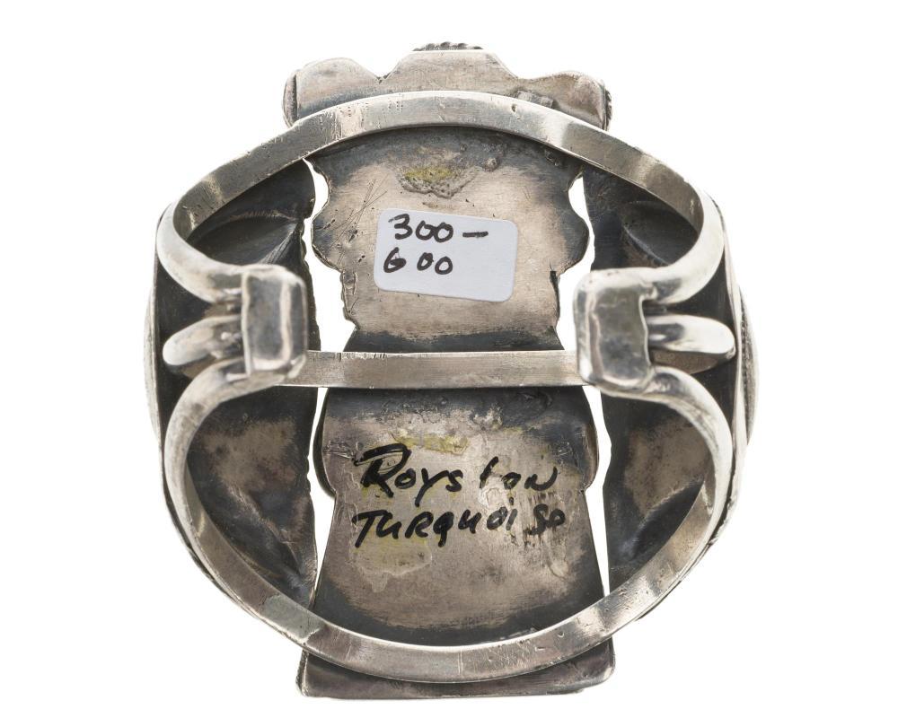 Three Zuni Kachina jewelry items