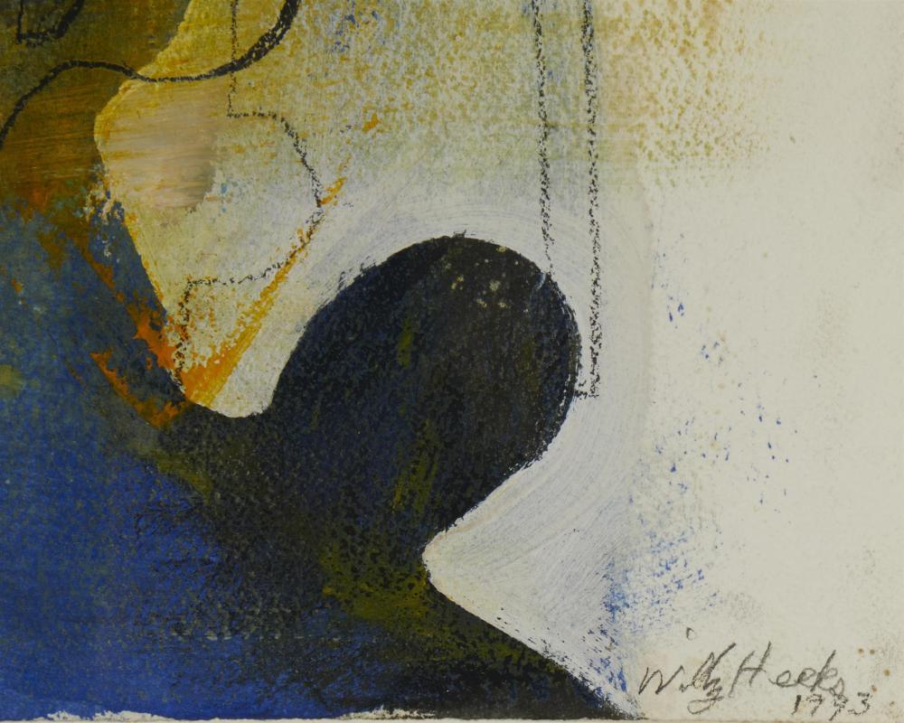 Willy Heeks, (b. 1951, American),