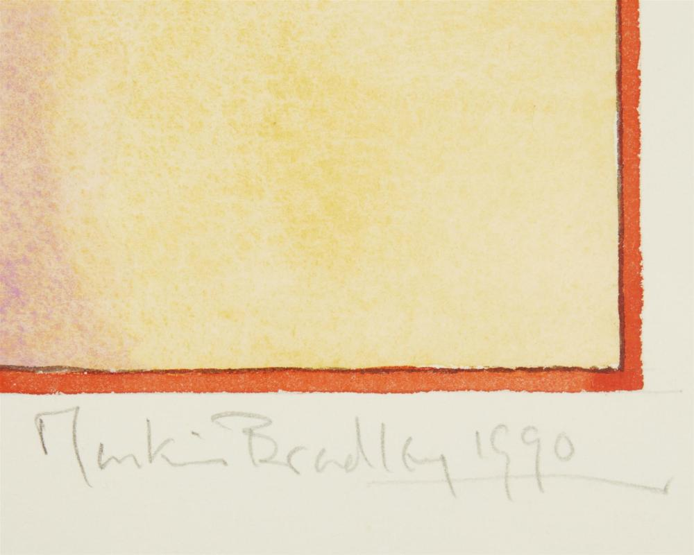 Martin Bradley, (b. 1931, British),