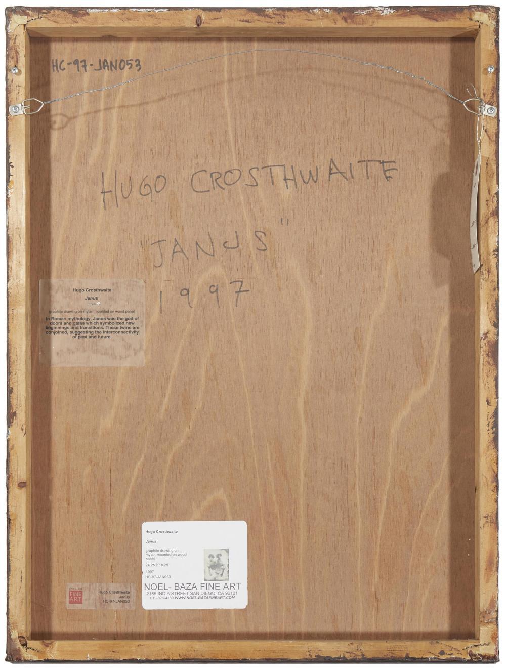 Hugo Crosthwaite, (b. 1971, Mexican/American),