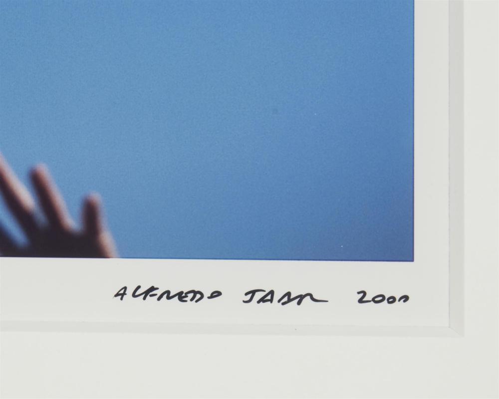 Alfredo Jaar, (b. 1956, Chilean),