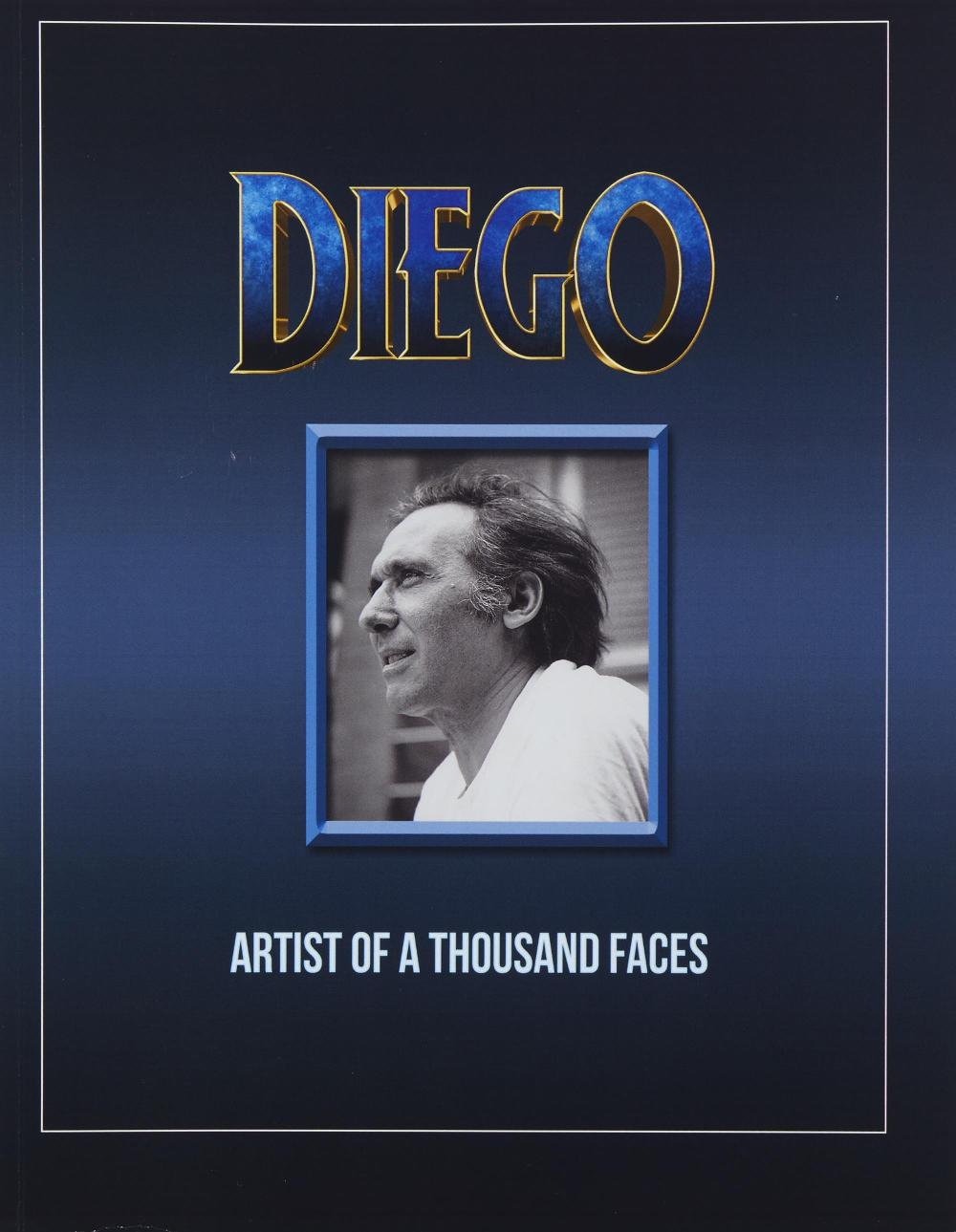 Antonio Diego Voci, (1920-1985, Italian),