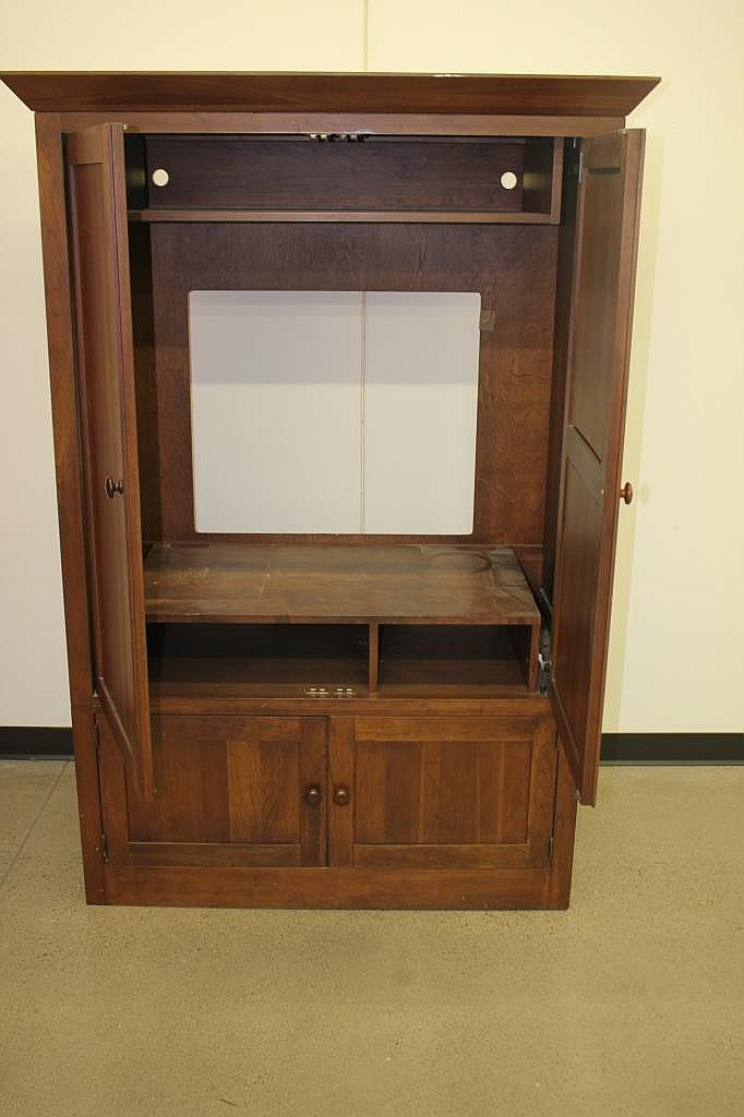 Ethan Allen Entertainment Armoire