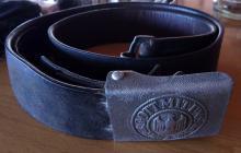 WW2 NAZI SS Officers belt buckle