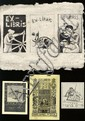 Bookplates. 20th Century.