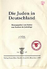 A Collection [5] of Antisemitic Books. Germany and France. And of the 19th and Beginning of the 20th Centuries