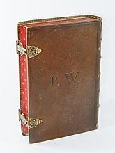 Adat Yeshuren Prayer Book. Paris, 1865. Impressive Copy