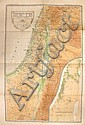 Colored Maps of Palestine. Frankfurt, 1910; Tel Aviv, 1946. [2].