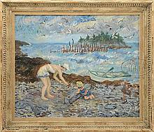 WALDO PEIRCE (American, 1884-1970)