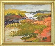 LINDA ZEHLER (American, 20th Century)