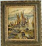 LUDOLFS LIBERTS (1895-1959) THE FISHING FLEET, Ludolfs Liberts, Click for value
