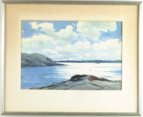 SEARS GALLAGHER (American, 1869-1955)