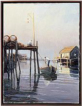 VINCENT FRANCIS CASTELLANET (American, 1935-)