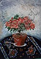 NELL BLAIR WALDON BLAINE (American, 1922-1996) POTTED ROSES., Nell Blair Walden Blaine, Click for value