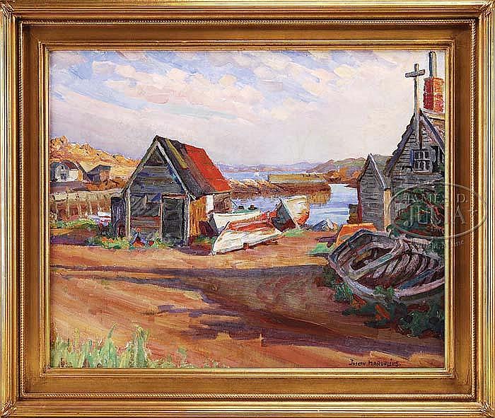 JOSEPH MARGULIES (American, 1896-1984)