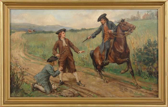 JOHN WARD DUNSMORE (American, 1856-1945)