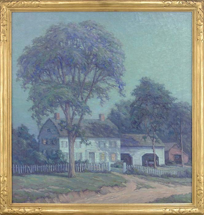 ARTHUR GIBBES BURTON (American, 1883-1969)