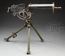 VERY ATTRACTIVE COLT MODEL 1928 COMMERCIAL BROWNING WATER COOLED MACHINE GUN AS REGISTERED BY CHARLES ERB (FULLY TRANSFERABLE).
