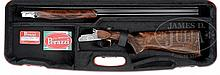 SCARCE .410 PERAZZI SC3 GRADE GAME SHOTGUN HAVING ROSE AND SCROLL ENGRAVING BY TERZI, WITH CASE AND ACCESSORIES, ONE OF A CONSECUTIVE SN SET.
