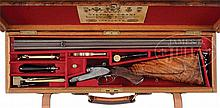 STEPHEN GRANT BEST HAMMERLESS SIDELOCK DOUBLE RIFLE MADE FOR THE MAHARANA OF UDAIPUR, H.H. FATEH SINGH, KGCSI, WITH VOLUMINOUS INFORMATION REGARDING THE MAHARANA, HIS LIFE, AND TIMES.