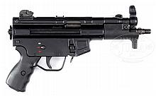 INCREDIBLY COMPACT FIREPOWER PACKAGE CIENER THREE POSITION AUTO SEAR KIT ON H&K; MP-5K HOST GUN (FULLY TRANSFERABLE).