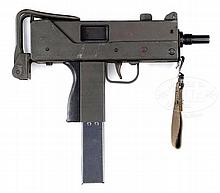 MILITARY ARMAMENT CORP, POWDER SPRINGS M-10 MACHINE GUN IN 9MM (FULLY TRANSFERABLE).