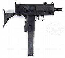 JERSEY ARMS WORK MANUFACTURED COPY (AVENGER) OF THE M10 45ACP MACHINE GUN (FULLY TRANSFERABLE).