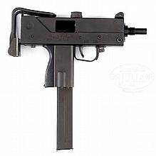 RARE TEXAS MANUFACTURED INGRAM M10A1 MILITARY ARMAMENT CORP MACHINE GUN (FULLY TRANSFERABLE).