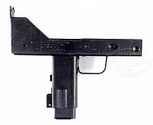 HATTON INDUSTRIES REGISTERED MODEL S-701 (M-10 CLONE) MACHINE GUN LOWER RECEIVER ONLY (FULLY TRANSFERABLE).