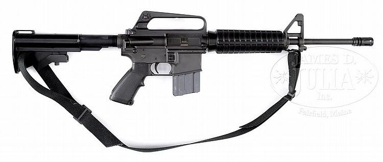 NIMBLE COLT M16A1 TELESCOPING STOCK MACHINE GUN (FULLY TRANS
