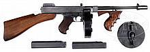 VERY FINE COLT U.S. NAVY MODEL 1921/28 AC OVERSTAMP THOMPSON MACHINE GUN (CURIO & RELIC).